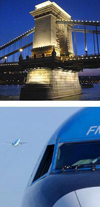 flights to budapest