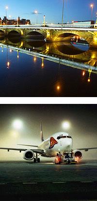 northern ireland flights