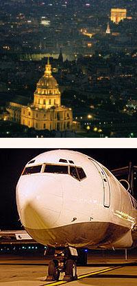 flights to paris