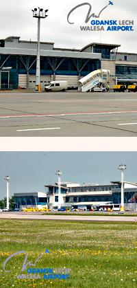 flights to gdansk