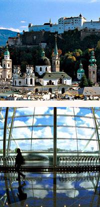 flights to salzburg